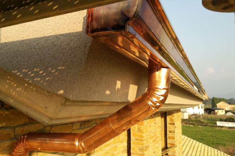 Instalación, Limpieza y rehabilitación de canalones y tuberías
